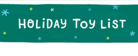 Amazon Holiday Toy List 2017